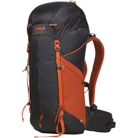 Bergans Helium 40 Backpack solidcharcoal/koi orange